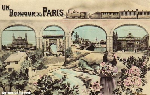 ParisVintagePostcards
